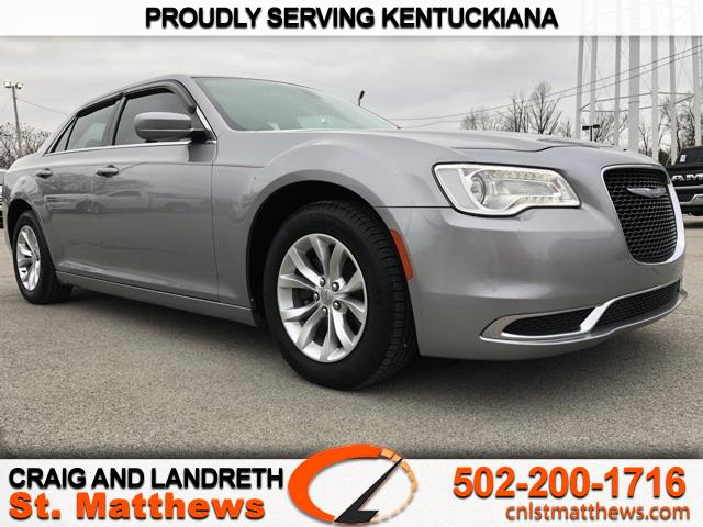 Pre-Owned 2015 Chrysler 300 4dr Sdn Limited RWD