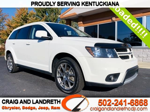 Pre-Owned 2017 Dodge Journey GT AWD