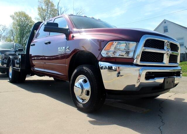 New 2018 RAM 3500 Chassis Cab TRADESMAN 4WD CREW CAB 17