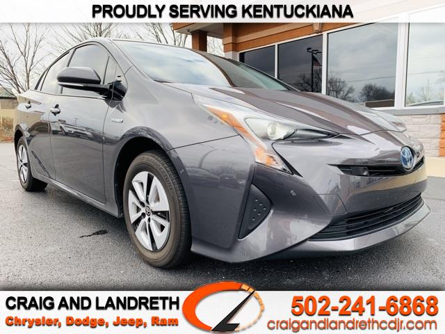 Pre-Owned 2018 Toyota Prius Two (Natl)