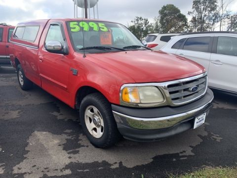 Pre-Owned 2002 Ford F-150