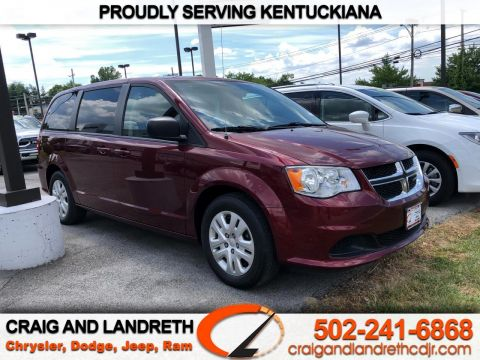 Pre-Owned 2018 Dodge Grand Caravan SE Wagon