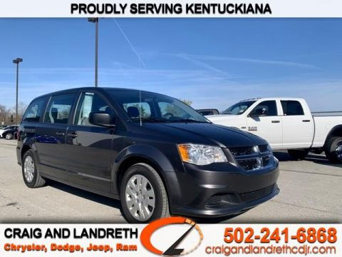 Pre-Owned 2016 Dodge Grand Caravan 4dr Wgn American Value Pkg