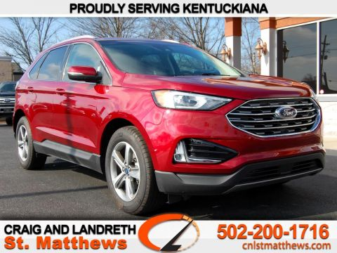 Pre-Owned 2019 Ford Edge SEL FWD