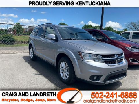 Pre-Owned 2016 Dodge Journey FWD 4dr SXT